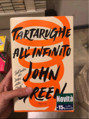 tartarughe all'infinito John Green
