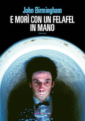 E morì con un felafel in mano Book Cover